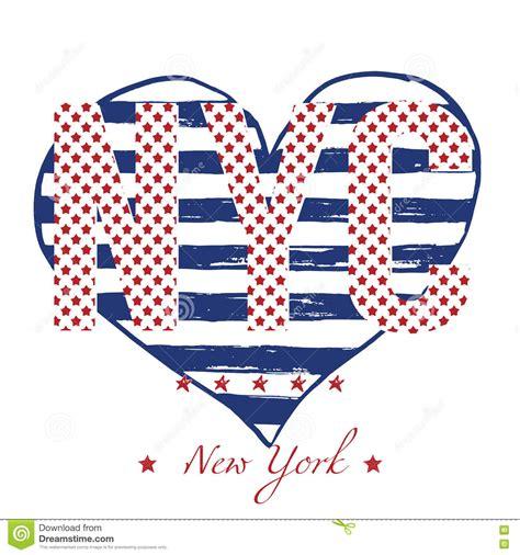 t shirt typography design nyc printing graphics typographic vector illustration new york