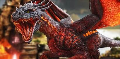 Ark Survival Evolved Dragon Wallpapers Xbox Evolve