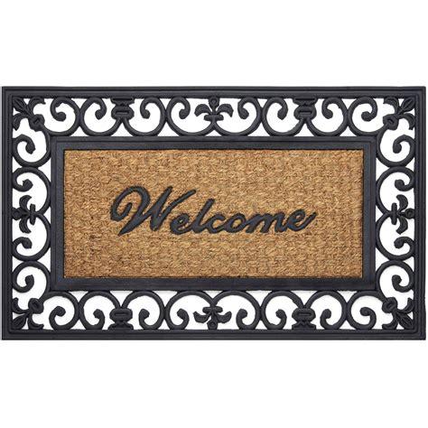 welcome doormats doormats walmart