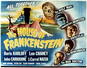 Frankenstein : The Universal Series – Mike's Take On the ...