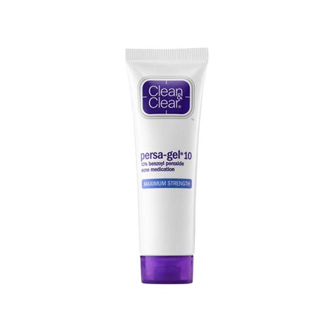 Clean & Clear Persa-Gel 10 Review | Allure