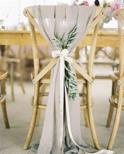 deco chaise mariage les 25 meilleures idées concernant chaises de mariage sur