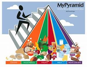 History Of The Healthy Food Pyramid