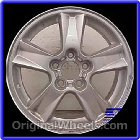 oem 2004 chevrolet malibu used factory wheels from