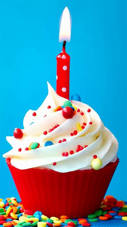 Cake Birthday Happy Wallpapers Cakes Cupcakes Htc