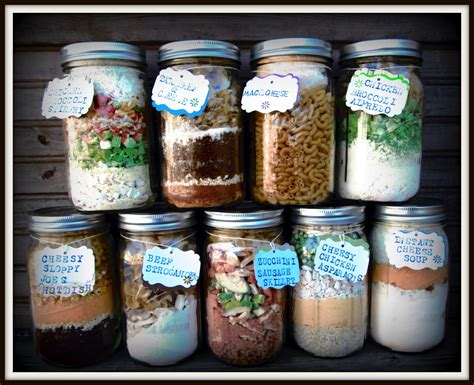 jar recipes rainy day food storage 3 free meal s in jars recipes