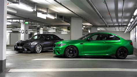 Bmw M2 Competition Backgrounds by Bmw M2 Im Doppelpack Java Gr 252 N Trifft Mineralgrau Metallic