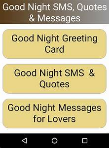 good night quotes wishes and messages for friends. good ...