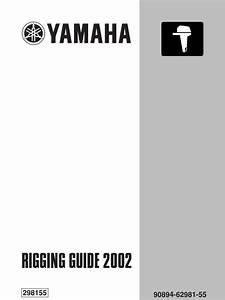 Yamaha Rigging Guide 2002