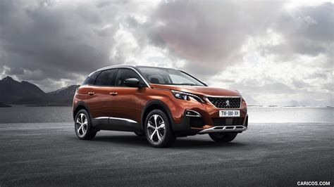 Peugeot 3008 4k Wallpapers by 2017 Peugeot 3008 Front Three Quarter Hd Wallpaper 13