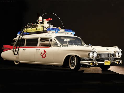 What Is The Ghostbusters Car by Ghostbusters Ecto 1 1 6 Scale Ghostbusters Ecto 1 Car