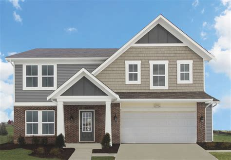 Fischer Homes Yosemite Floor Plan by New Single Family Homes Indianapolis In Cumberland