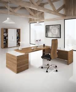 Bureau En Chene Moderne by Un Bureau De Direction 224 L Image De Votre Soci 233 T 233