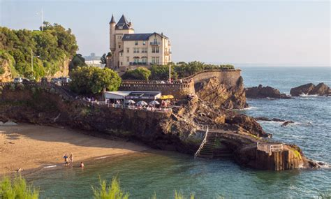 reservez  chauffeur biarritz  le pays basque