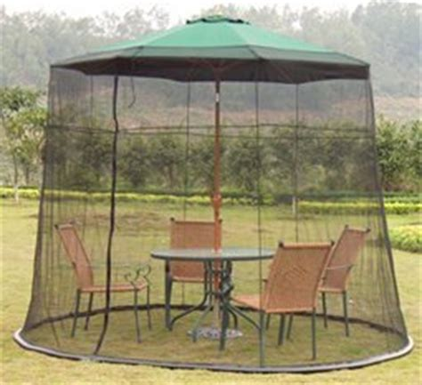patio umbrella mosquito net image mag