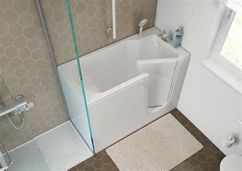 vasca da bagno 100x70 bathtubs with door for the elderly goman
