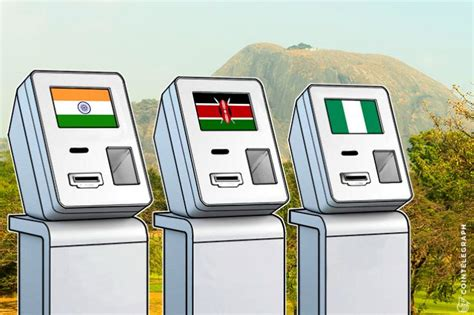 Create account now create account now. Bitcoin in India, Nigeria, Kenya to Spur Global ATM Market ...