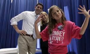 Paul Ryan Daughter