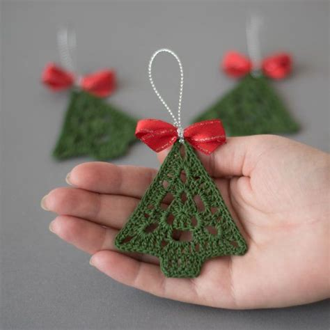 the 25 best crochet christmas ornaments ideas on