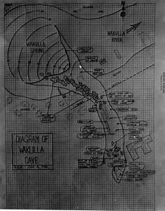 Labeled Diagram Of The Aqua Lung : florida memory diagram of wakulla cave for diving not ~ A.2002-acura-tl-radio.info Haus und Dekorationen
