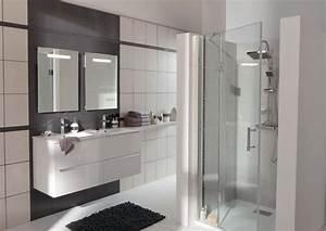 zoom sur les couleurs tendance dans la salle de bain With couleur peinture salle de bain tendance