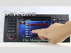 OEM Android 42 20002007 BMW X5 E53 30i Radio DVD GPS
