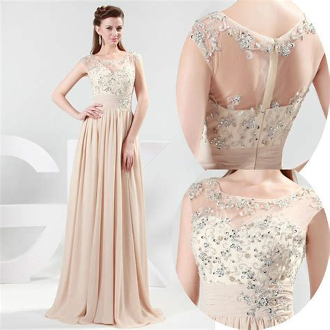 Images Of Champagne Color Prom Dress Summer