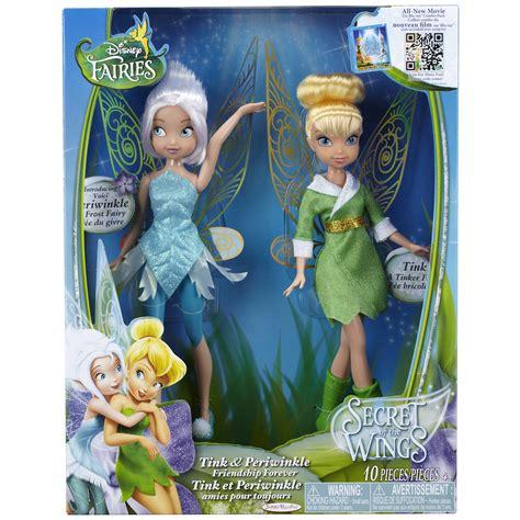 Girls Love Disney Fairies Secret Of The Wings Dolls By