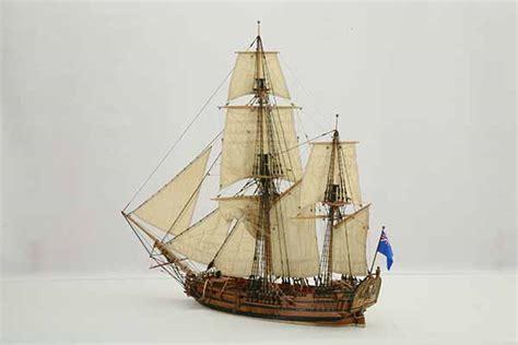 ship model english bomb ketch glory