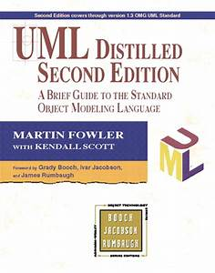 Uml Distilled  A Brief Guide To The Standard Object