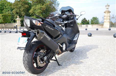 pot akrapovic tmax 530 essai t max 530 sport l amour du sport terriblement asso scooter