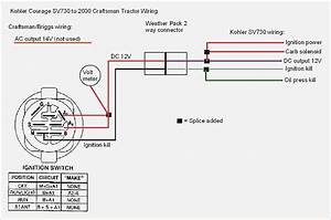 Lawn Mower Ignition Switch Wiring Diagram  U2013 Moesappaloosas Com