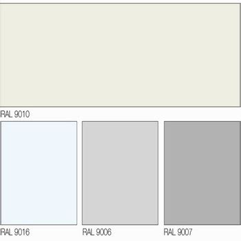 Ral 9010 Ral 9016 Unterschied by Ral Farbe 9010 Und 9016 Wohn Design
