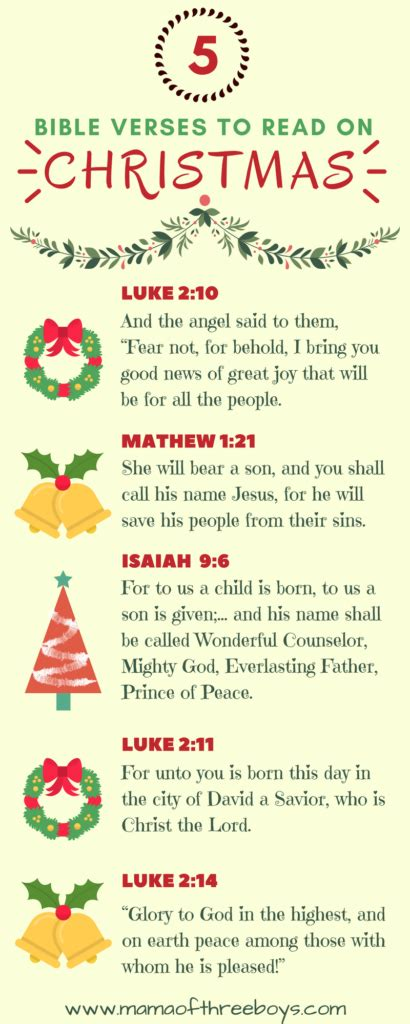 christmas bible verses for preschoolers bible verses to read on of three boys 664