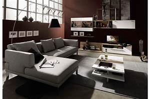 Advertisement for Modern furniture living room designs