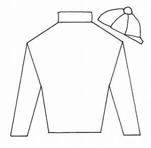 going round australian galleries children39s trails With jockey silks template