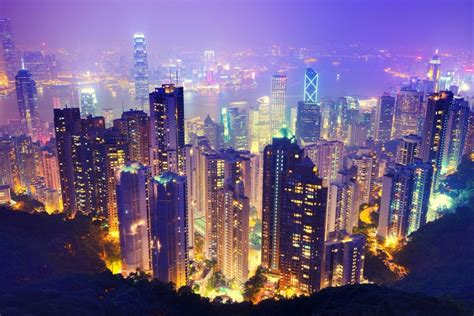The World's 10 Most Expensive Cities