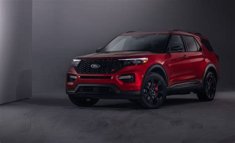 comments    ford explorer st brings