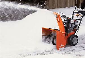 Snow Blowers Buying Guide at The Home Depot