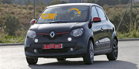 Renault Twingo Rs  Possible Performance Variant Spied