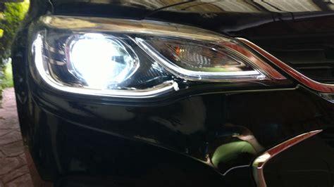 Chevrolet Cavalier Xenon Replace Bulb