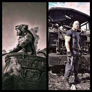 Dwayne Johnson Shares FAST & FURIOUS 7 Image and HERCULES ...