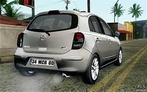 Nissan Micra For Gta San Andreas