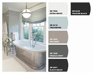 master bathroom color palette for the home pinterest With kitchen cabinets lowes with fair trade wall art