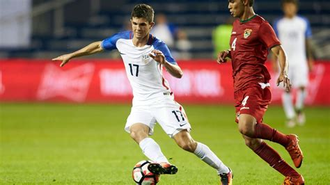 Pulisic doesn't care about position for U.S., just wants ...
