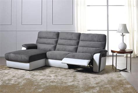 canape d angle relax canapé d 39 angle gauche relax electrique biaritz aruba gris