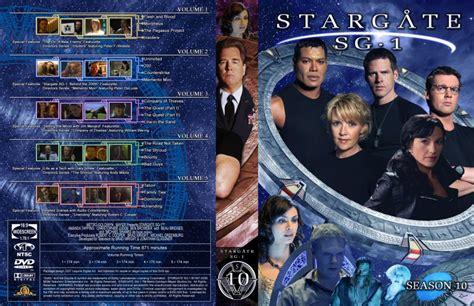 stargate friend  foe collection season  tv dvd