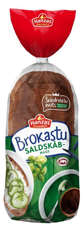 Brokastu saldskābmaize - Hanzas Maiznīca