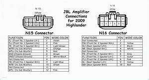 Ford Jbl Audio System Wiring Diagram