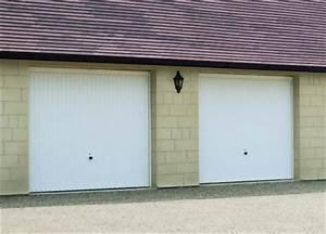 Hauteur Porte De Garage : porte de garage basculante d bordante avec rail m 126 ~ Melissatoandfro.com Idées de Décoration